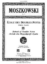 Moritz Moszkowski - School of Double Notes Opus 64 - Partitura - di-arezzo.it
