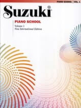 Suzuki Piano School New International Edition Volume 1 laflutedepan.com