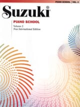 Suzuki - Suzuki Piano School New International Edition Volume 2 - Sheet Music - di-arezzo.co.uk