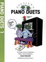 Chester's Piano Duet Volume 1 Carol Barratt Partition laflutedepan.com
