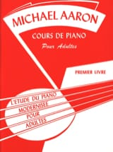 AARON - Piano Lessons For Adults - Volume 1 - Sheet Music - di-arezzo.co.uk