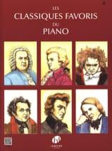 Classiques Favoris Volume 4 Partition Piano - laflutedepan.com