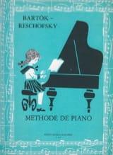 Méthode de Piano. EPUISE Bela Bartok Partition laflutedepan.com