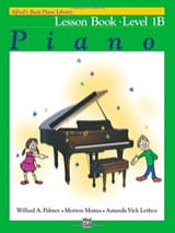 Lesson Book Level 1B - Piano ALFRED Partition Piano - laflutedepan.com