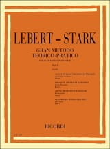 Lebert-Stark - Grande Méthode Volume 1 - Partition - di-arezzo.fr