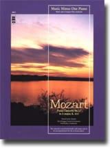 Concerto Pour Piano N° 12 En la Majeur K 414 - laflutedepan.com