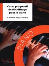 Cours Progressifs De Déchiffrage Garforth Meyer laflutedepan.com