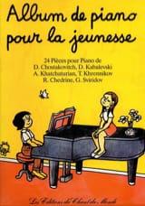 Album de piano pour la jeunesse Partition Piano - laflutedepan.com