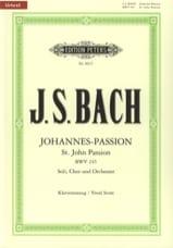 Passion Selon Saint Jean BWV 245 - laflutedepan.com