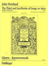 John Dowland - The 3rd And Last Booke Of Songs or Aires / In Darknesse Let Mee Dwell - Partition - di-arezzo.fr