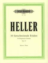 Stephen Heller - Etüden Opus 46 - Partition - di-arezzo.fr