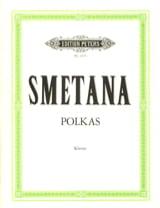Bedrich Smetana - Polkas - Partition - di-arezzo.fr