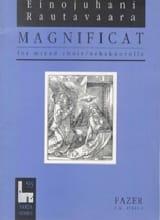 Einojuhani Rautavaara - Magnificat Ch 93 - Sheet Music - di-arezzo.com