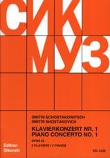 Concerto N°1 Avec Trompette Obligée Opus 35. laflutedepan.com