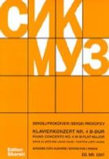 Concerto N°4 Opus 53 Pour la Main Gauche laflutedepan.com