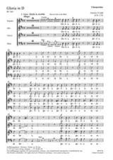 Antonio Vivaldi - Gloria RV 589 - Choeur seul - Partition - di-arezzo.fr