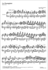 La Passeggiata Gioachino Rossini Partition Chœur - laflutedepan.com