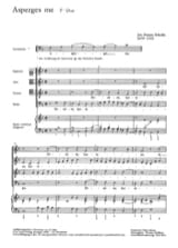 Jan Dismas Zelenka - Asparagus Me - Fa Major - Sheet Music - di-arezzo.co.uk