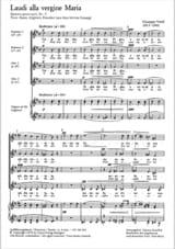 MENDELSSOHN - Laudate Pueri Opus 39-2 - Partition - di-arezzo.fr