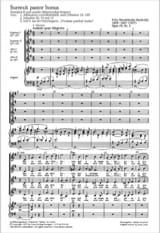 MENDELSSOHN - Surrexit Pastor Bonus Opus 39-3 - Sheet Music - di-arezzo.co.uk