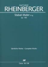 Stabat Mater en Sol Mineur Opus 138 - laflutedepan.com