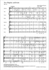 Michael Haydn - Ave Regina - Partition - di-arezzo.fr