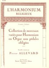 L' Harmonium Religieux Volume 1 Partition Orgue - laflutedepan.com