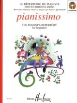Pianissimo Béatrice Quoniam Partition Piano - laflutedepan.com
