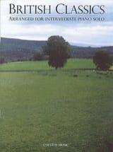 British Classics - Partition - Piano - laflutedepan.com