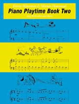 Fanny Waterman - Piano Playtime Volume 2 - Partition - di-arezzo.fr
