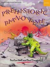 Pauline Hall - Prehistoric Piano Time - Partition - di-arezzo.fr