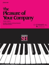 & Horowitz Stecher - The Pleasure Of Your Company - Vol 1 - Partition - di-arezzo.fr