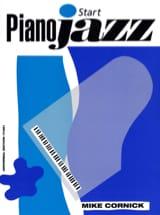 Start Piano Jazz Mike Cornick Partition Piano - laflutedepan