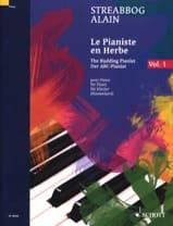 Pianiste en herbe - Streabbog / Alain Mary - laflutedepan.com