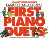 First Piano Duets Partition Piano - laflutedepan.com