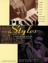 Piano Styles Sven Birch Partition Piano - laflutedepan.com
