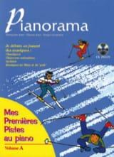 Pianorama Volume A Partition Piano - laflutedepan.com