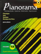 Pianorama 1A Partition Piano - laflutedepan.com
