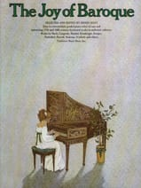 Joy Of Baroque - Partition - Piano - laflutedepan.com