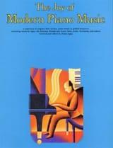 Joy Of Modern Piano Music Partition Piano - laflutedepan.com
