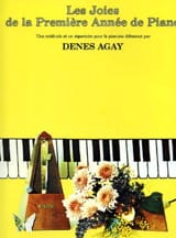 - The Joys of the First Year of Piano - Sheet Music - di-arezzo.co.uk