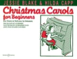 Christmas Carols For Beginners. 4 Mains Jessie Blake laflutedepan.com