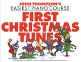 First Christmas Tunes John Thompson Partition Piano - laflutedepan.com