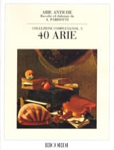 Alessandro Parisotti - Arie Antiche Band 3 - Noten - di-arezzo.de