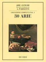 Alessandro Parisotti - Arie Antiche Band 1 - Noten - di-arezzo.de