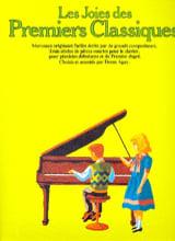 Les Joies Des Premiers Classiques Partition Piano - laflutedepan.com
