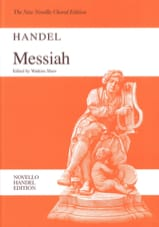 Messie Georg-Friedrich Haendel Partition Chœur - laflutedepan.com