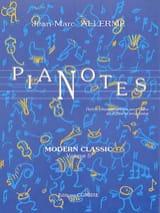 Jean-Marc Allerme - Pianotes Modern Classic Volume 5 - Partitura - di-arezzo.es