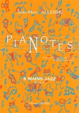 Jean-Marc Allerme - Pianotes 4 Mains Jazz Volume 3 - Partition - di-arezzo.fr