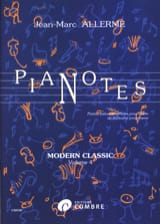 Jean-Marc Allerme - Pianotes Modern Classic Volume 4 - Sheet Music - di-arezzo.com